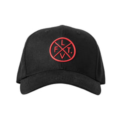 Prestige Premium Structured Cap - Black/Red