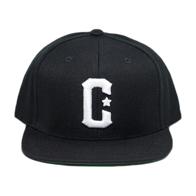 Live Fit Apparel C Snapback - Black - LVFT