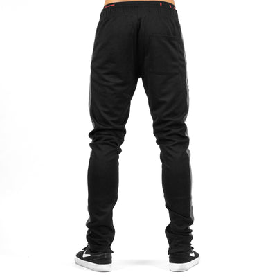 Slim Trackies - Black/Grey