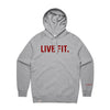Live Fit Apparel Classic Live Fit Hoodie - Heather Grey - LVFT.