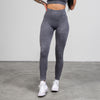 Vintage Wash Leggings - Grey