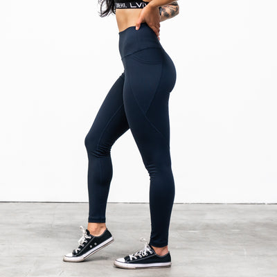 Ultimate Leggings - Navy