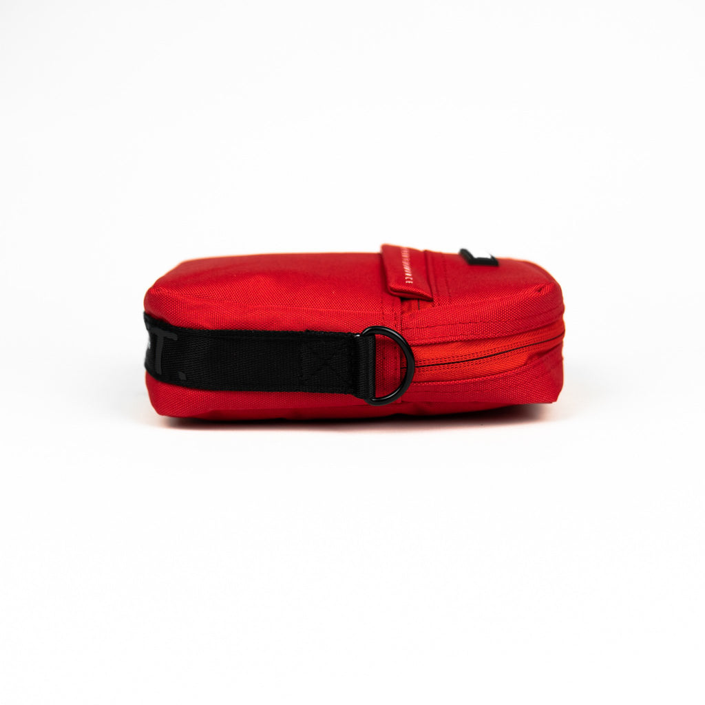 Live Fit Apparel Live Fit Crossbody Bag - Red - LVFT