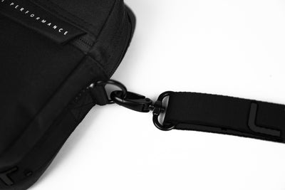 Live Fit Crossbody Bag - Black