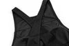 LXP 2-in-1 Cami -  Black