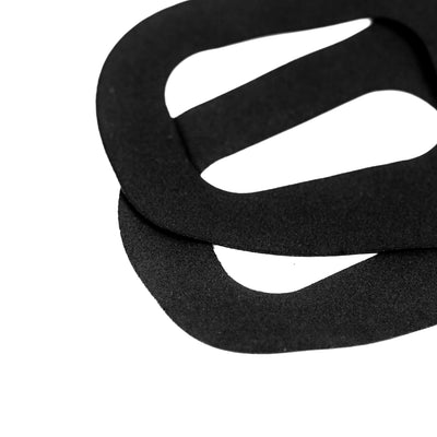 Bolt Face Mask - Black/White