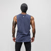 Raw Vintage Cut Off Tees - Blue