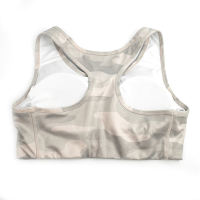 Reform Sports Bra- Tan Camo