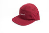 Original 5 panel Cap - Burgundy