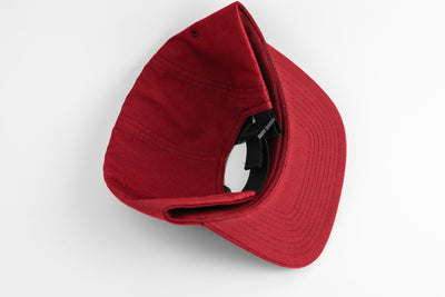 Original 5 panel Cap - Red