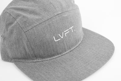 Original 5 panel Cap - Heather Grey