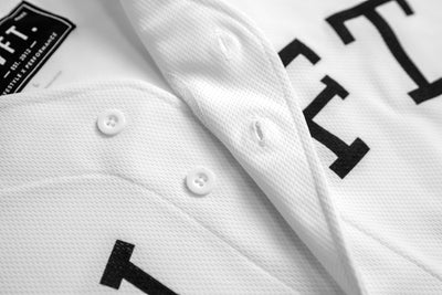On The Field Jersey - White