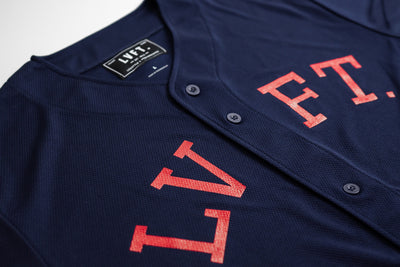 On The Field Jersey - Navy