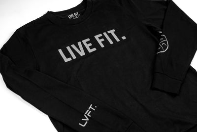 Everyday Long Sleeve  - Black