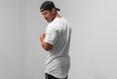 LxP Long Tees - White
