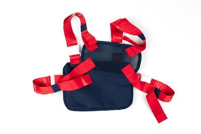 Tactical Chest Rig - Navy / Red / Camo