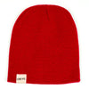 Original Skull Cap Beanie - Red