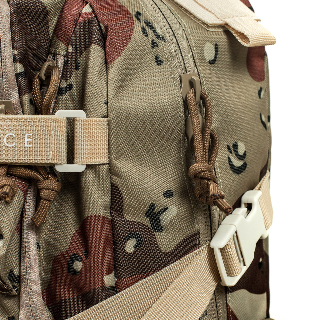Tactical Backpack- Desert Camo