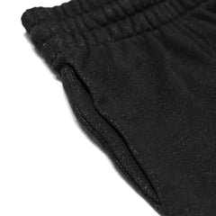 Live Fit Apparel French Terry Live Fit short - Black Heather - LVFT