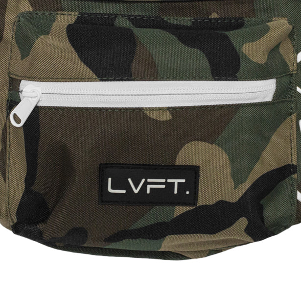 LVFT Waist Packs- Green Camo