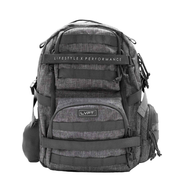 Tactical Backpack- Heather Grey