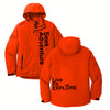 Explore Heavy Insulated Jacket - Orange