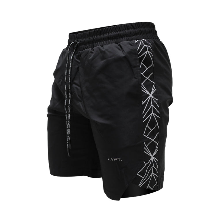 Hyper Active Shorts - Black