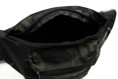 LVFT Waist Packs - Black Multicam
