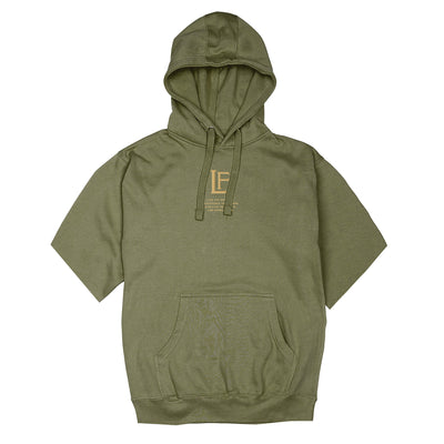 Trainer Hoodie - Military Green