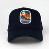 Wilderness Trucker Cap - Navy