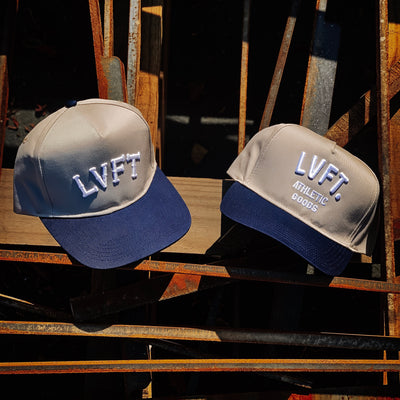 Live Fit Apparel Athletic Goods Cap - Khaki - LVFT