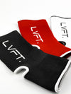 Ankle Sleeves - Red