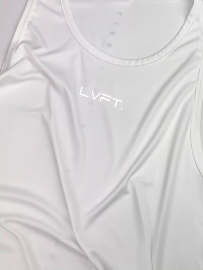 Lifestyle X Performance UV Tank Top - White