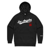 Live Fit Apparel LA Hoodie - Black - LVFT