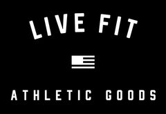 Live Fit Athletic Goods - Black