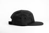 Original 5 panel Cap - Black