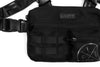 Tactical Chest Rig - Black / Black
