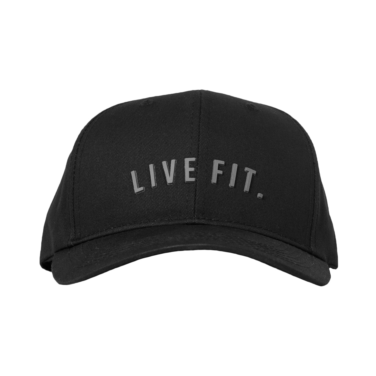 Premium Structured Live Fit. Cap