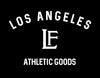 Live Fit Apparel Los Angeles Sticker - Black - LVFT