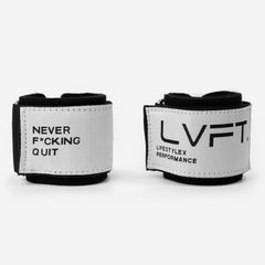 NFQ - Wrist Wraps - Black/White