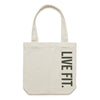 Daily Tote Bag - Natural