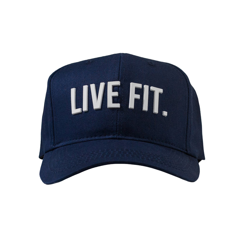 Original Premium Structured Cap -  Navy/White