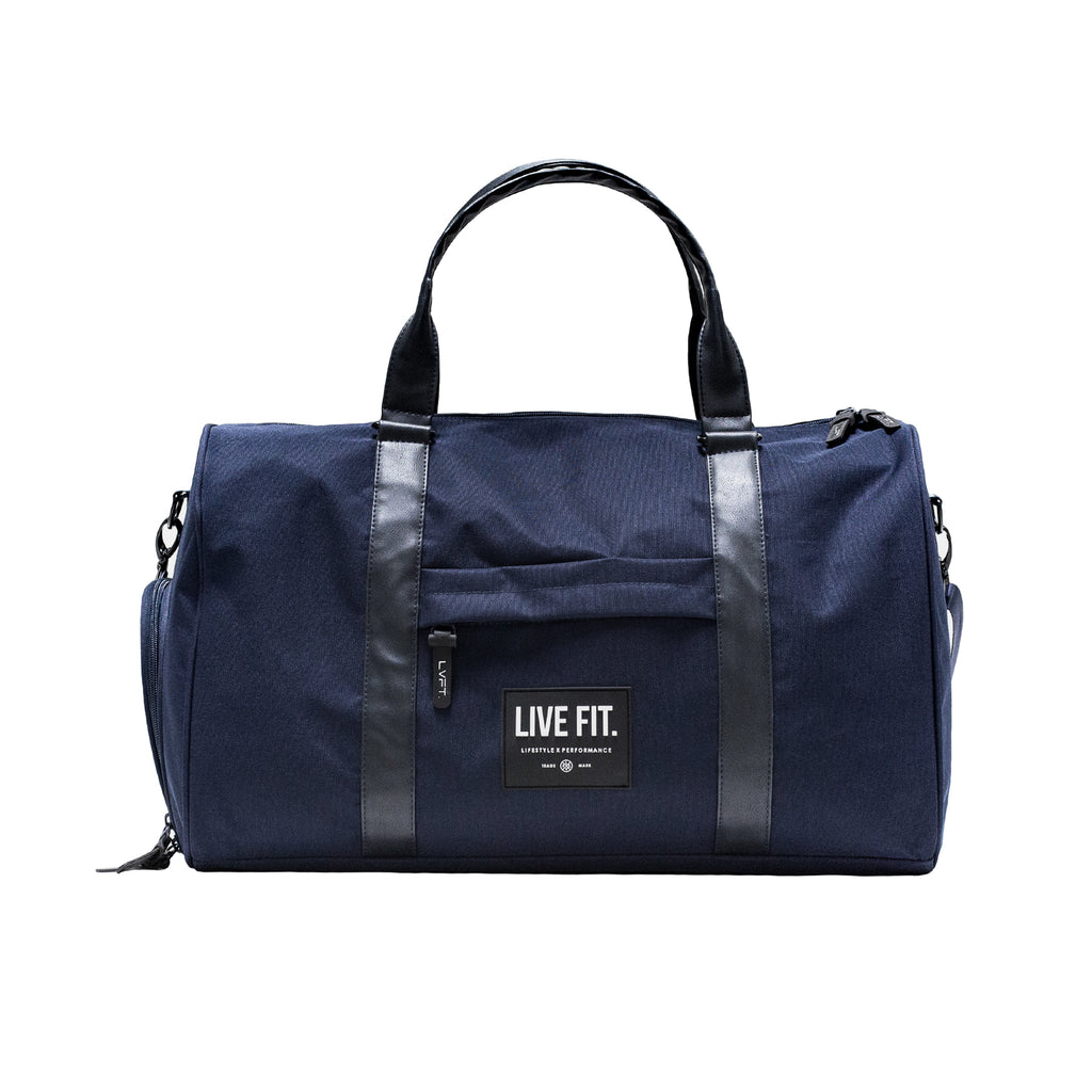 Vector Duffel Bag - Navy