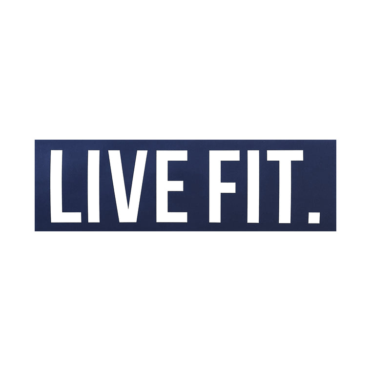 Live Fit. 8