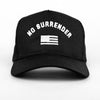 No Surrender Cap - Black