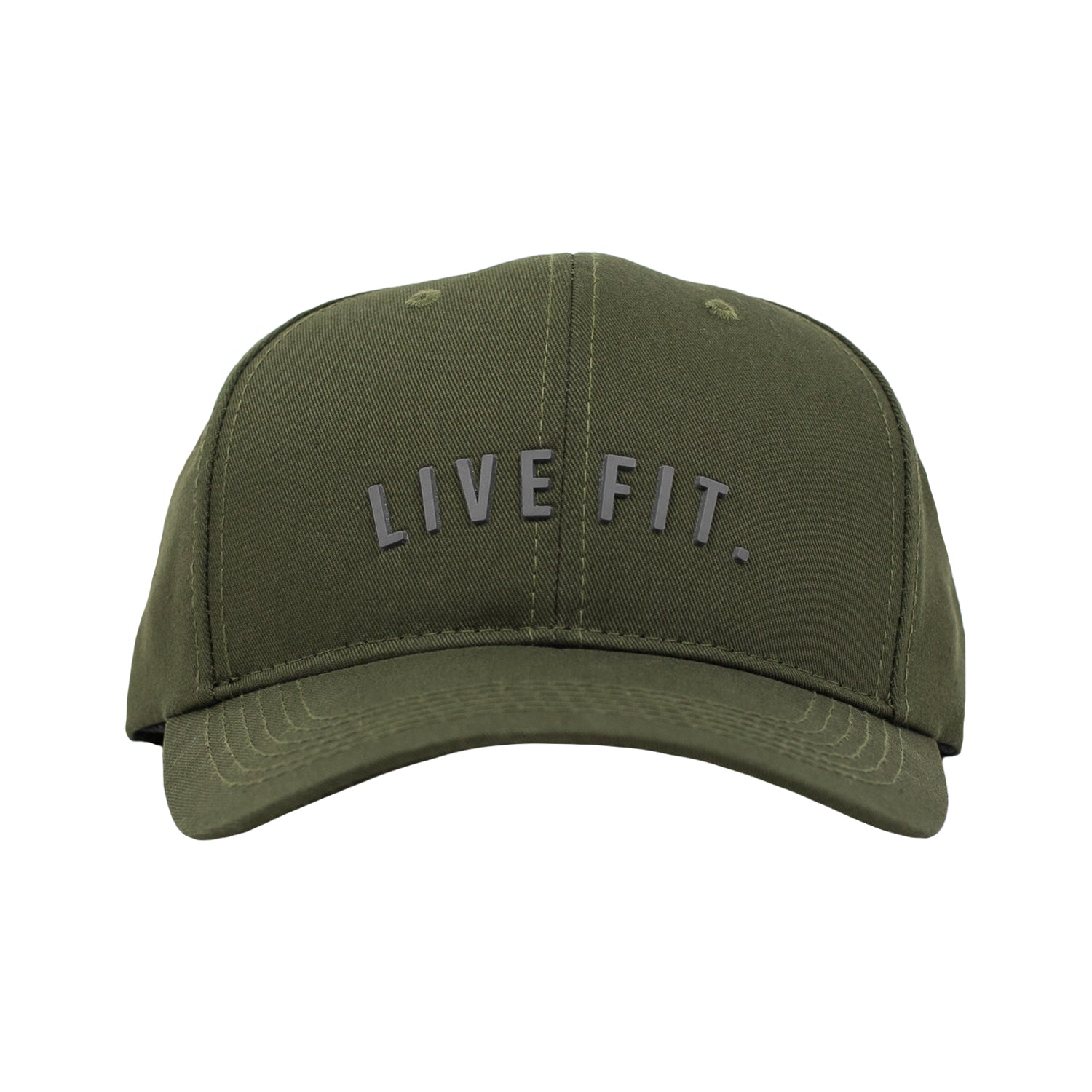 Premium Structured Live Fit. Olive