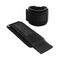 Outline Wrist Wraps- Black/White