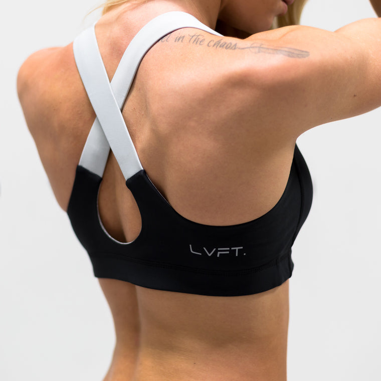 LVFT Performance Bra- Black