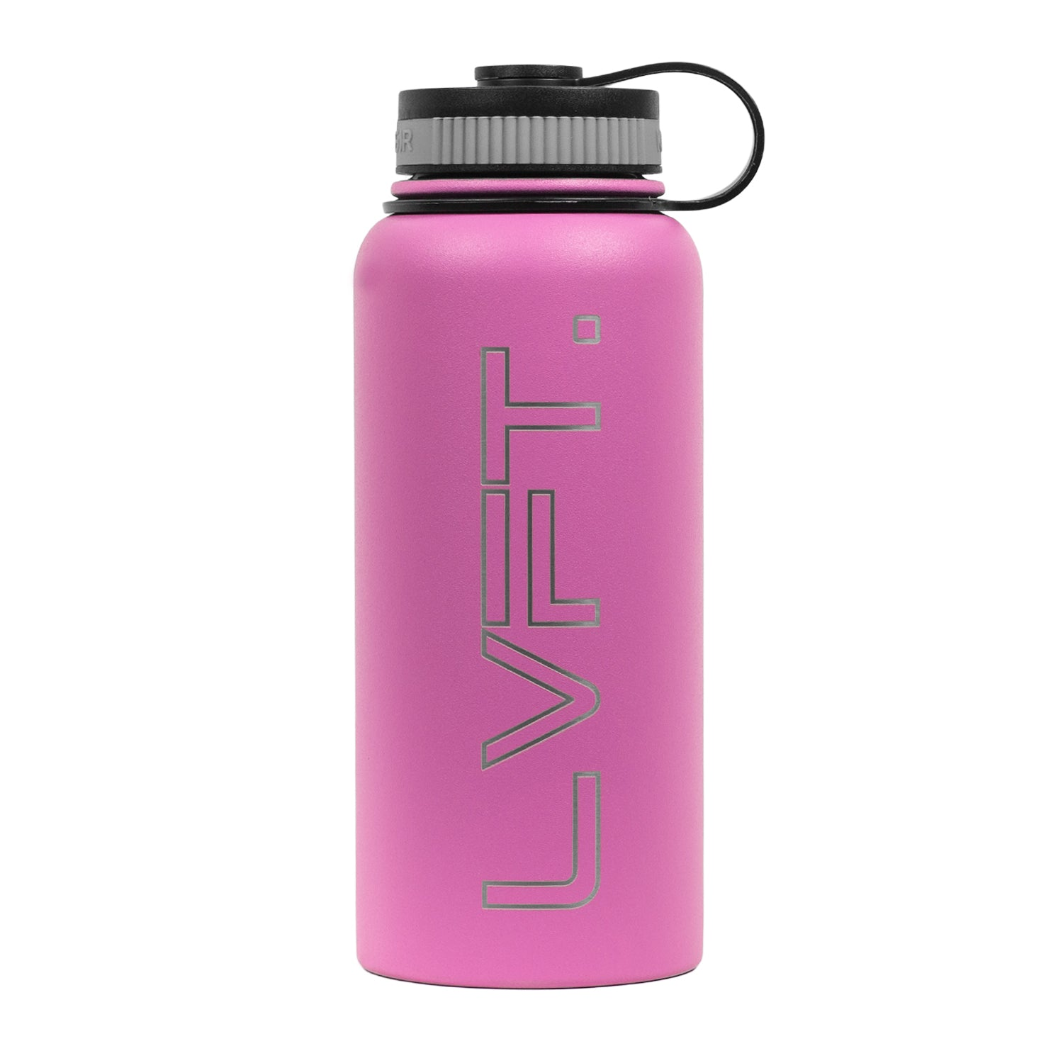 LVFT Stainless Steel Bottle - Pink