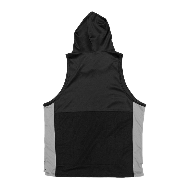 Live Fit Apparel Cut Off V3- Black - LVFT.